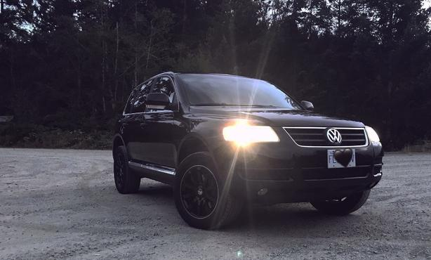 FOR TRADE: 2006 TOUAREG TRADEFOR TDI