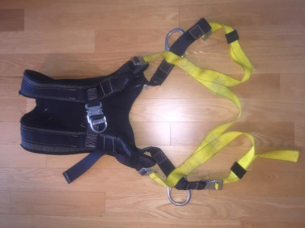 Safety Harness and Fall arrestor lanyards