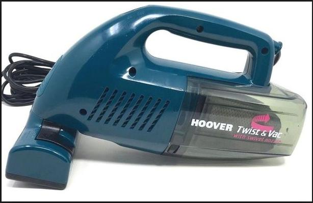 HOOVER TWIST & VAC with Swivel Nozzle Cleaner S1147