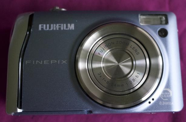 Fuji F40fd plus tripod