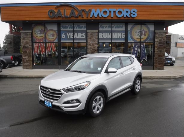Galaxy Motors Courtenay >> 2017 Hyundai Tucson Gl Back Up Cam Lcd Touch Screen
