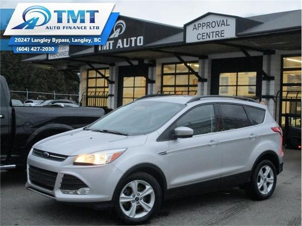 2015 Ford Escape SE  - Bluetooth -  Heated Seats - $104.18 B/W