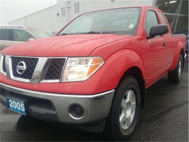 2005 Nissan Frontier 2WD Crew Cab LE-V6 at