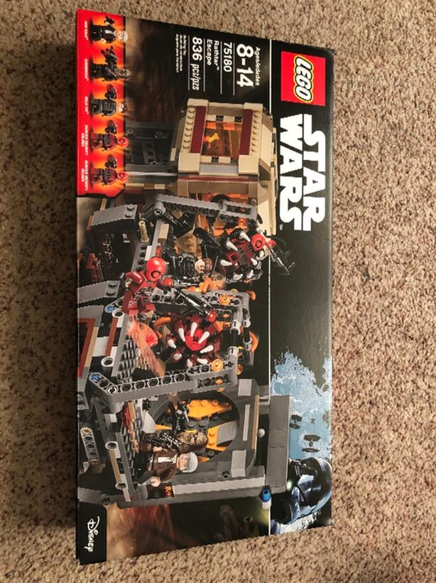 LEGO Star Wars Rathtar Escape 75180 Star Wars