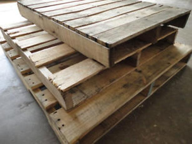 FREE:  Wooden Pallets  (Can also be used as Firewood)
