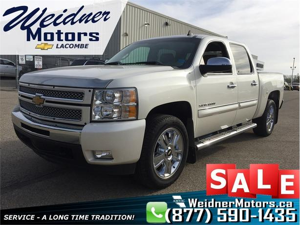 2013 Chevrolet Silverado 1500 *Heated and Cooled Leather*