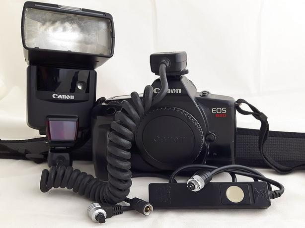 Canon EOS 620 SLR 35mm Film Photography Package
