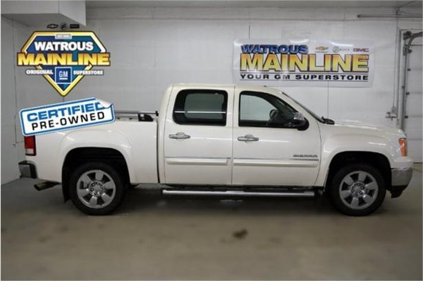 2010 GMC Sierra 1500 SLT Other South Saskatchewan Location