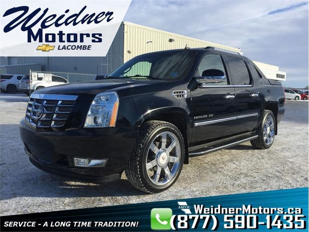 2011 Cadillac Escalade EXT *Heated and Cooled Leather, Navi*