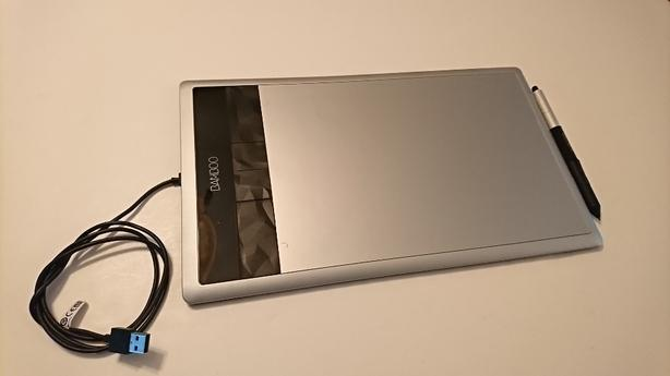  Log In needed $40 · Wacom Bamboo CTH-670 USB Pen Tablet