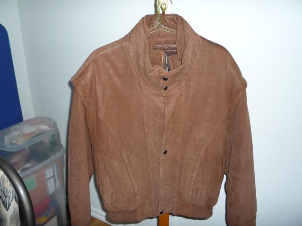Jacket - brown, large, clean, warm