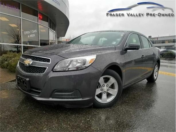 2013 Chevrolet Malibu LS  - Low Mileage
