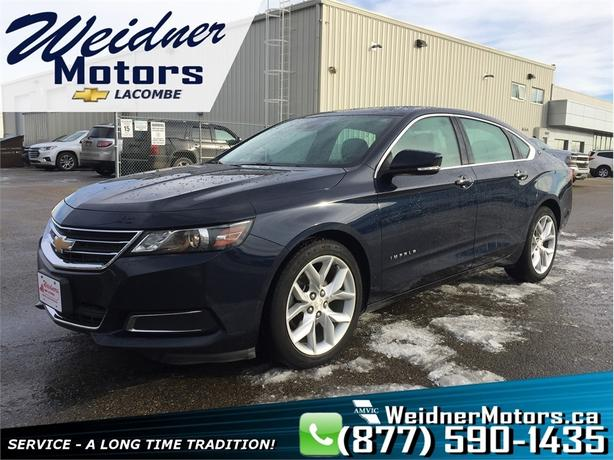 2015 Chevrolet Impala *GPS/NAV, Collision and Blind Zone Alert*