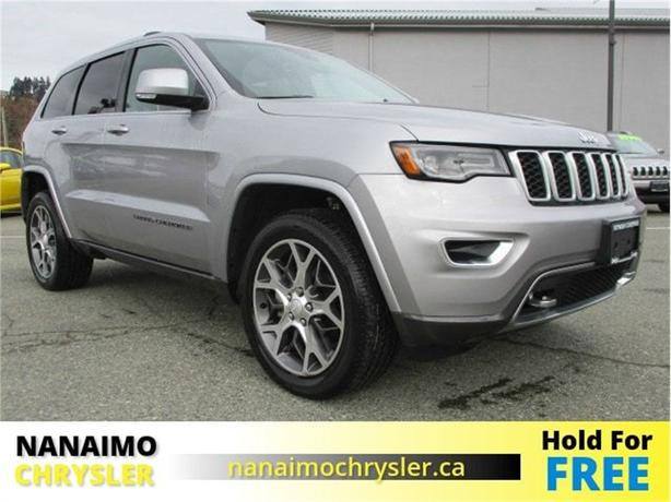 2018 Jeep Grand Cherokee Limited Sterling Edition One Owner No Accidents