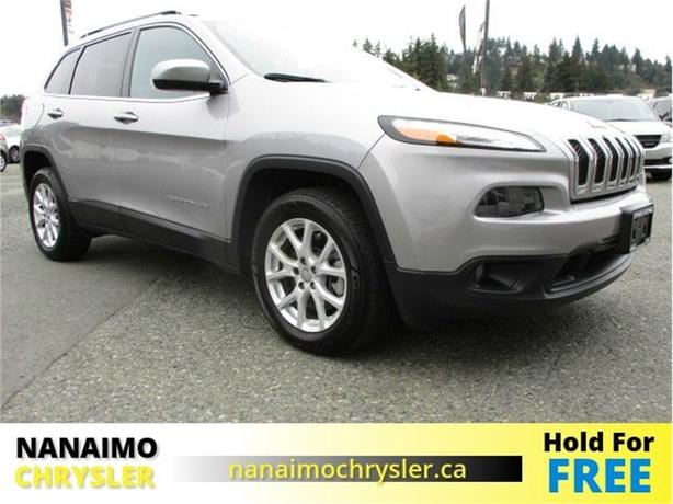 2017 Jeep Cherokee North No Accidents Remote Start