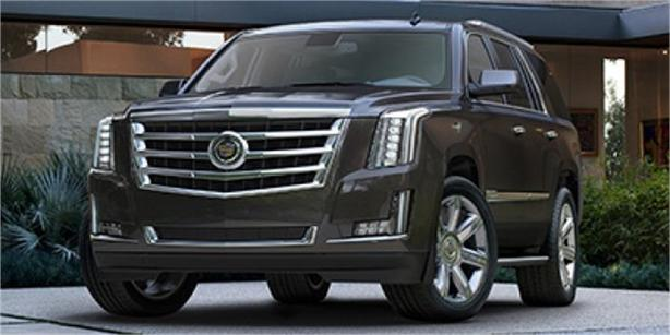 2015 Cadillac Escalade Premium 4x4, Back-Up Camera, Side Steps