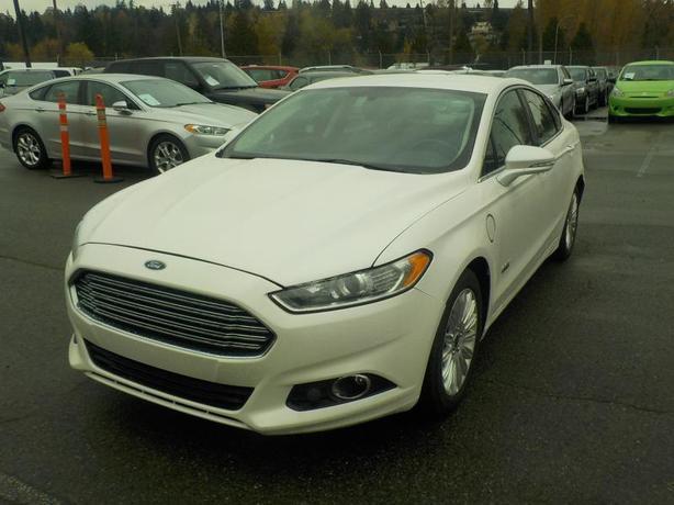 2015 Ford Fusion Energi SE Hybrid