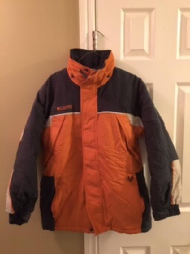 ***REDUCED - Columbia Fire Ridge Boys Winter Jacket For Sale
