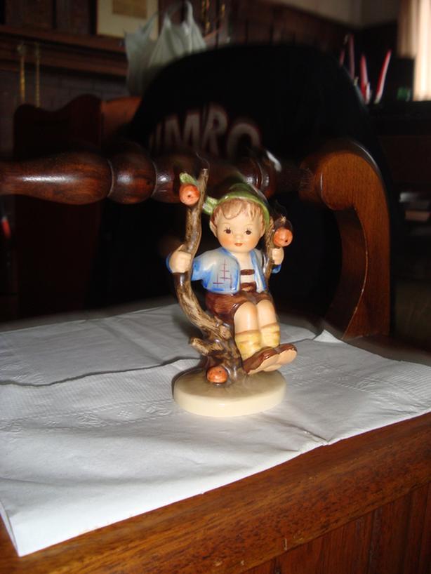 Small Hummel figurine