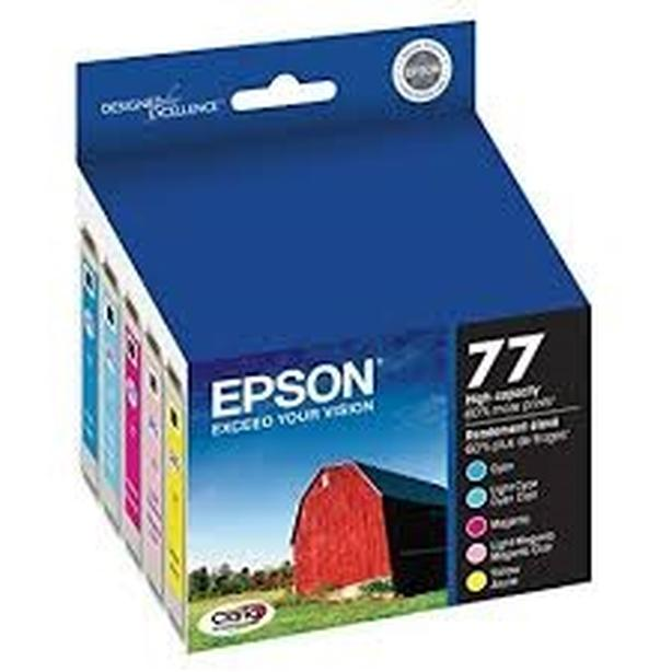 Epson 77 Ink Cartridges