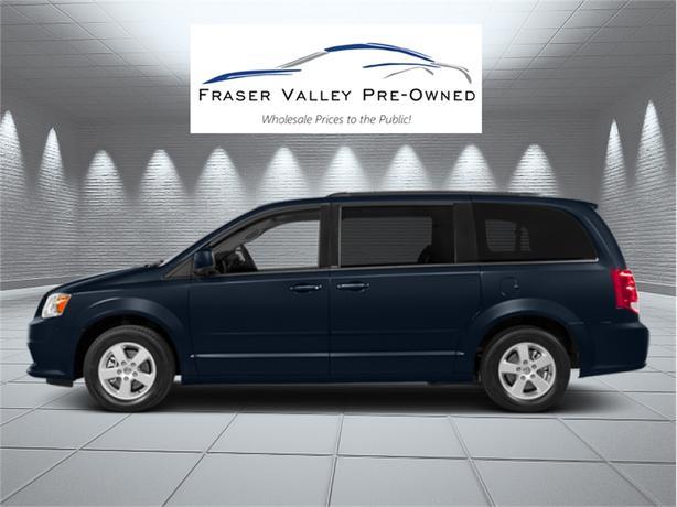 2014 Dodge Grand Caravan SE  - $123.46 B/W