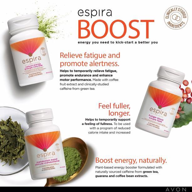 Avon Metabolism Boost