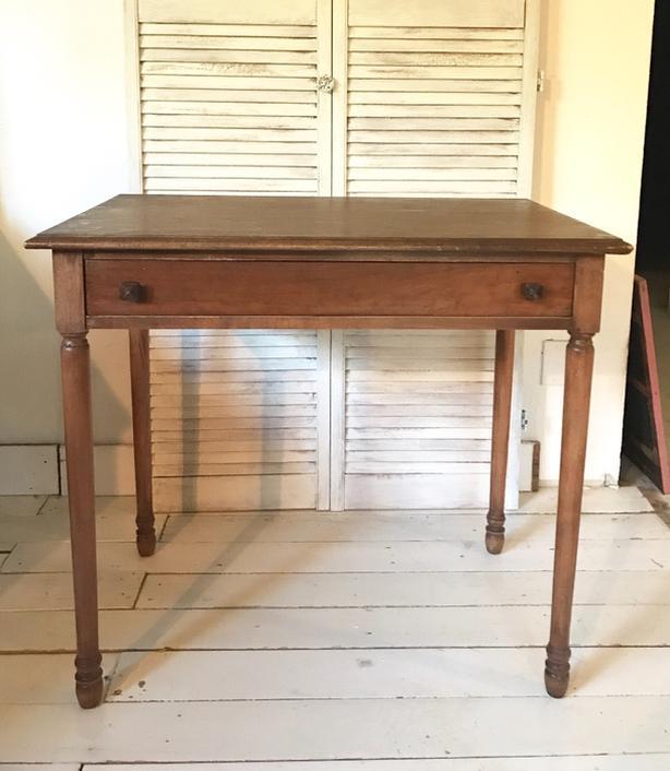 Antique Desk Or Shabby Chic Console Table Esquimalt View Royal