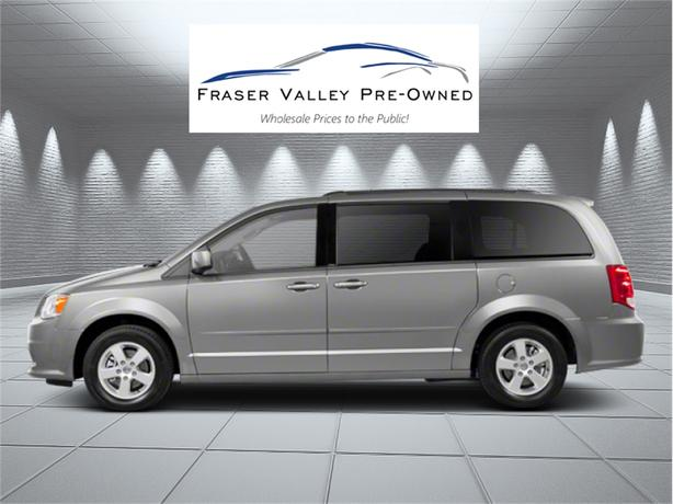 2012 Dodge Grand Caravan UNKNOWN  - $111.71 B/W