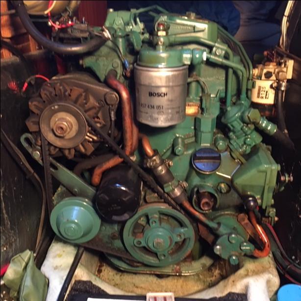  Log In needed $600 · VOLVO PENTA 2002 18 HP Diesel Engine
