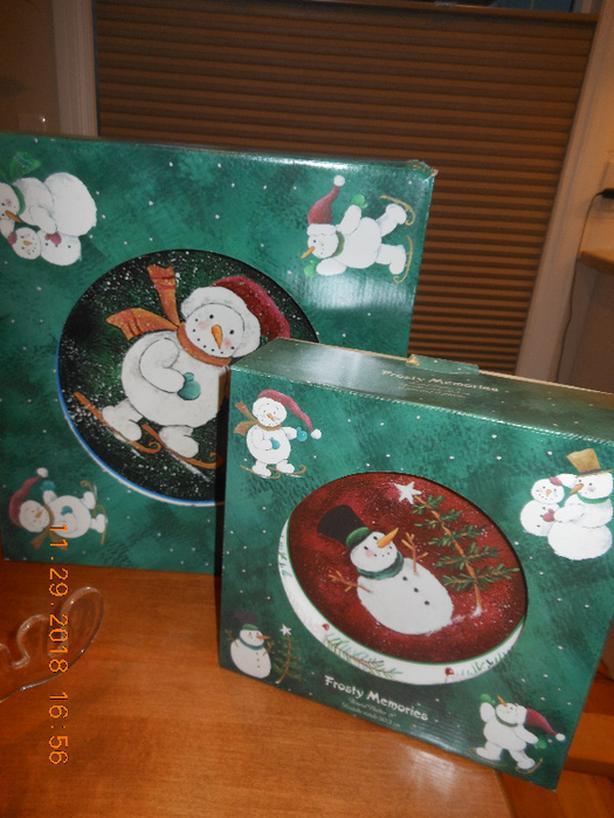 Festive Platter/Plates/Cookbook/Bamboo Trays