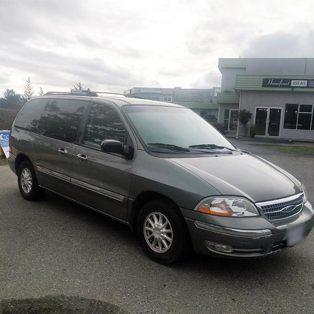 2001 Ford Windstar In Good Shape