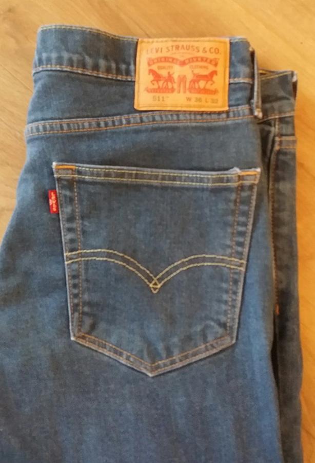 Saanich Jeans Victoria Men's New Levi Wszxnx H29IDWE