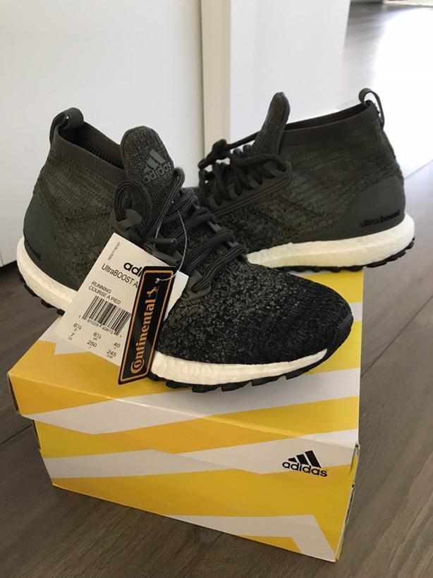 1ddbedd9026 Brand New Adidas Ultraboost All Terrain Waterproof Hiking Trail Running  Shoes