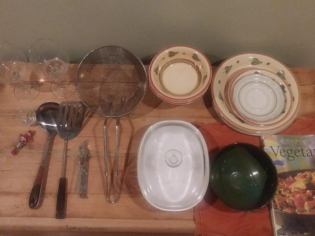 Moving Sale! Dishes & More! Excellent Condition