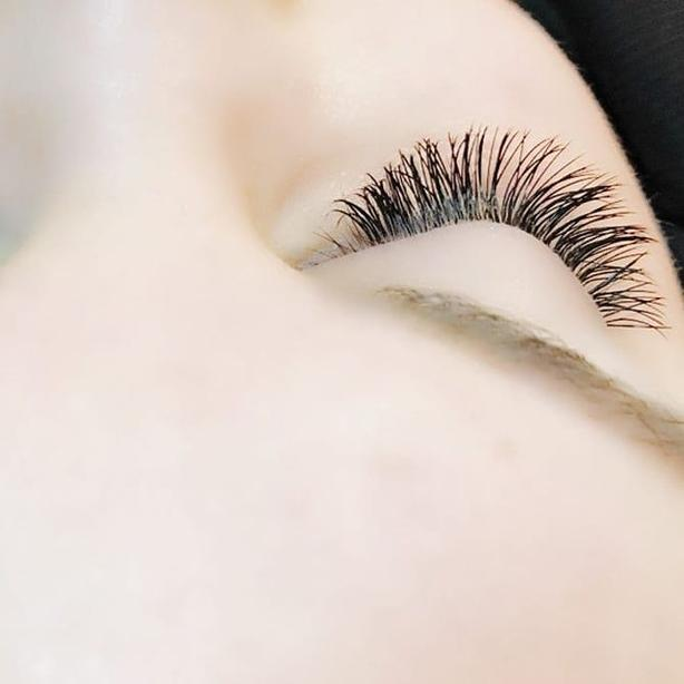 Classic Set eyelash extension cote-des-neige