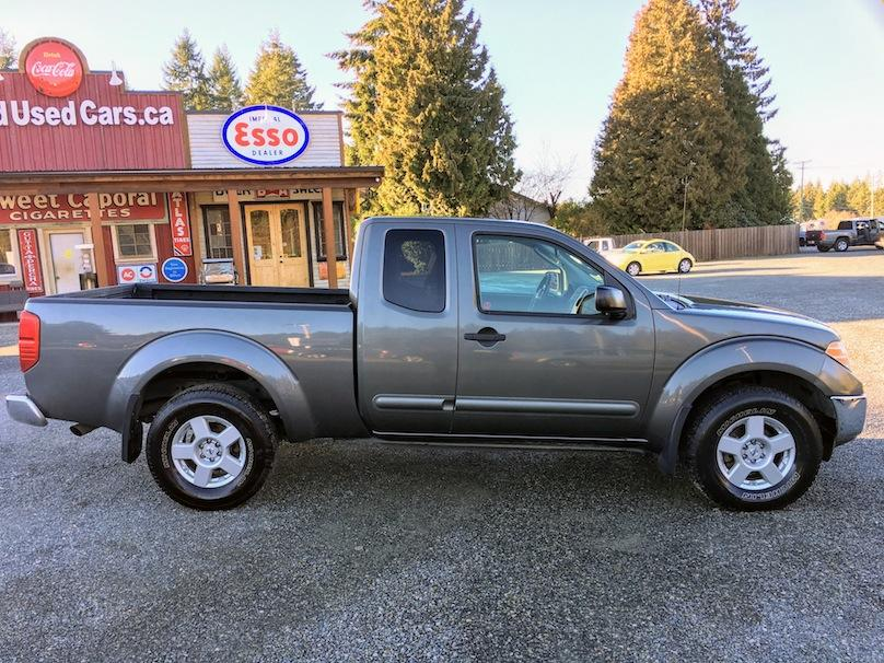 2009 Nissan Frontier Se Clean 4x4 Ready For Winter