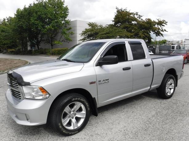 2013 Dodge Ram 1500 Quad Cab Short Box 4WD