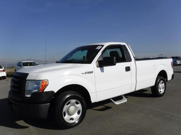 2009 Ford F-150 XL Regular Cab Long Box 2WD Natural Gas Vehicle