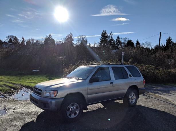 99 Nissan Pathfinder - New clutch
