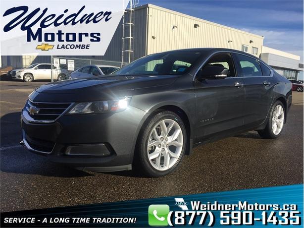 2014 Chevrolet Impala *Heated Seats, Sunroof*