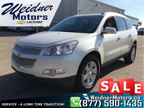 2011 Chevrolet Traverse *8 Seater, Heated Seats*