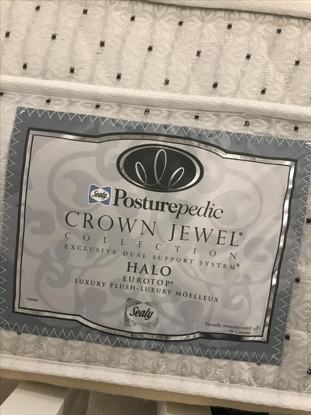 Sealy Crown Jewel King Size Mattress West Shore Langford Colwood