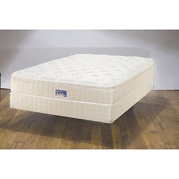 Sold Sears O Pedic Queen Size Bed Outside Nanaimo Nanaimo