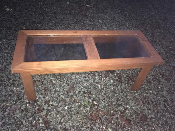 "Coffee table 18x45x17"" high"