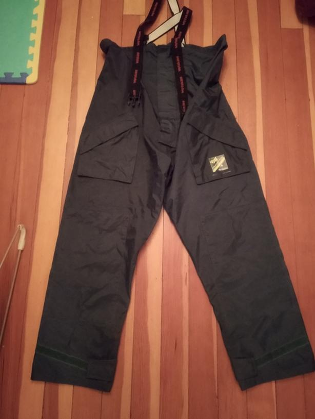 Rainpants - Wetskins Comfortzone Bib Pants