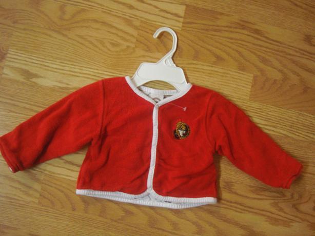 Like New Senators Lined Shirt Infant 18 Months - $5