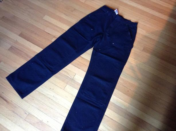 AS NEW CARHARTT DOUBLE FRONT PANTS