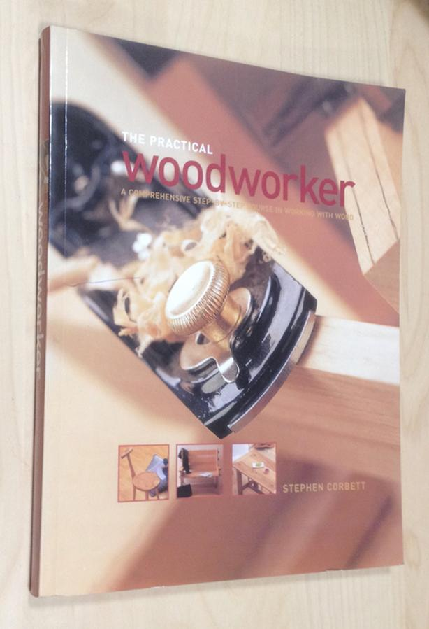 The Practical Woodworker Book – New Condition