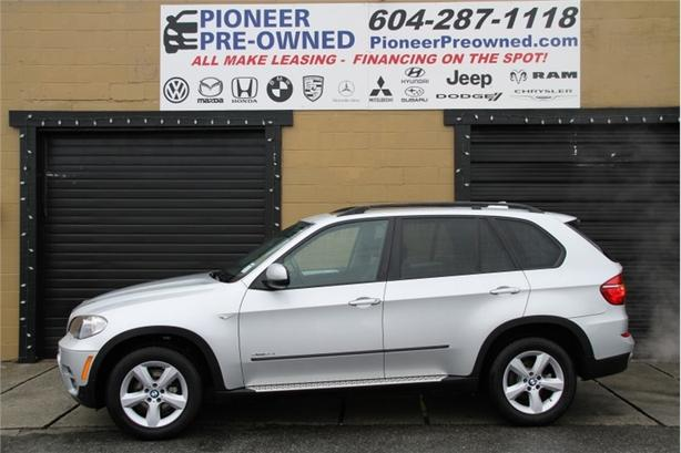 2011 BMW X5 35I  FULLY LOADED WITH ULTRA LOW 91838KMS