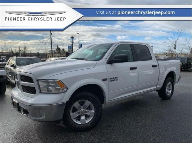 2018 Ram 1500 Outdoorsman   - Bluetooth - SiriusXM